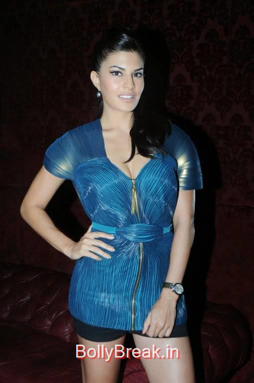 Jacqueline Fernandez Pics, Jacqueline Fernandez Hot Pics from FHM Sol Cover Girl Event