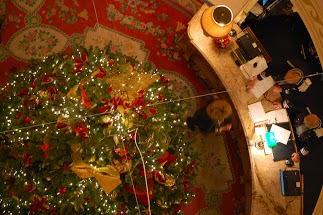 Christmas At The Ritz London.Slone Ranger Christmas At The Ritz