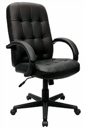 Eurotech Seating Verona Series Tufted Office Chair