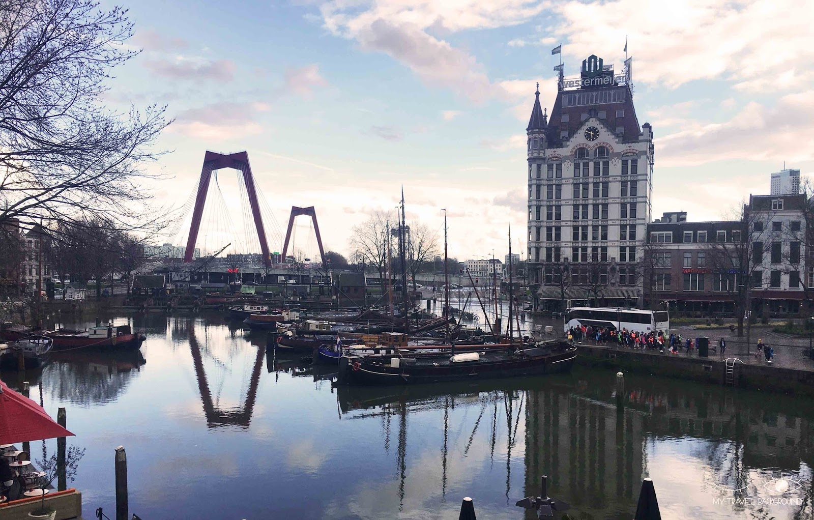 My Travel Background : 1 week-end aux Pays-Bas, de Rotterdam à Delft - Rotterdam