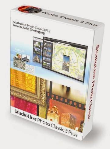 تنزيل برنامج تحرير الصور مجانا StudioLine Photo Classic Plus