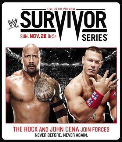 WWE Survivor Series DVDRip 2011 Español Latino Descargar HD