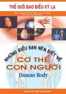 Những điều bạn nên biết về cơ thể con người - Trịnh Thanh Toản