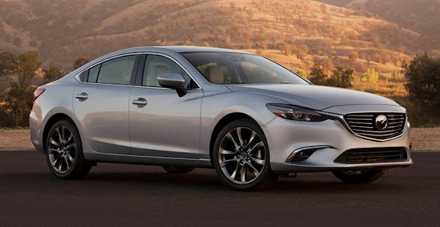 2018 Mazda 6 Rumors