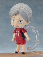 Nendoroid Lev Haiba de Haykyuu!! - Orange Rouge