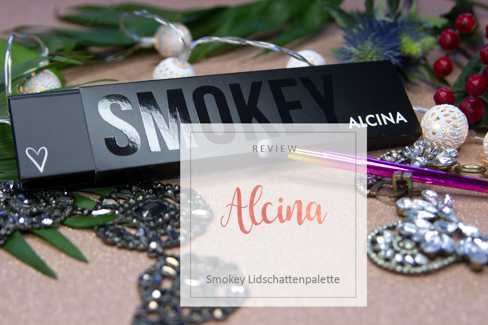 ALCINA - Smokey Eyes Kit - Swacthes & Review