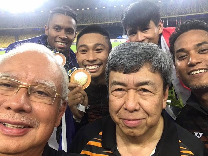 PM & Sultan Selangor Turun Bagi Sokongan Kepada Pelari Terpantas Asia Tenggara #KL2017 #SeaGames2017