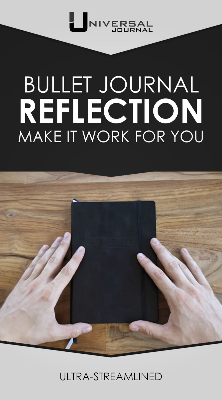 bullet journal reflection make it work for you video