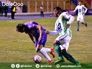 Oriente Petrolero cae con Real Potosí 1-0 en la Villa Imperial - DaleOoo