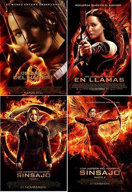 Www Cine Gratis Es Blogspot Cl Sinsajo 1 2 3 Y 4 Full Hd Y Espanol