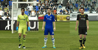 Chelsea Kits 2016-2017 Pes 2013