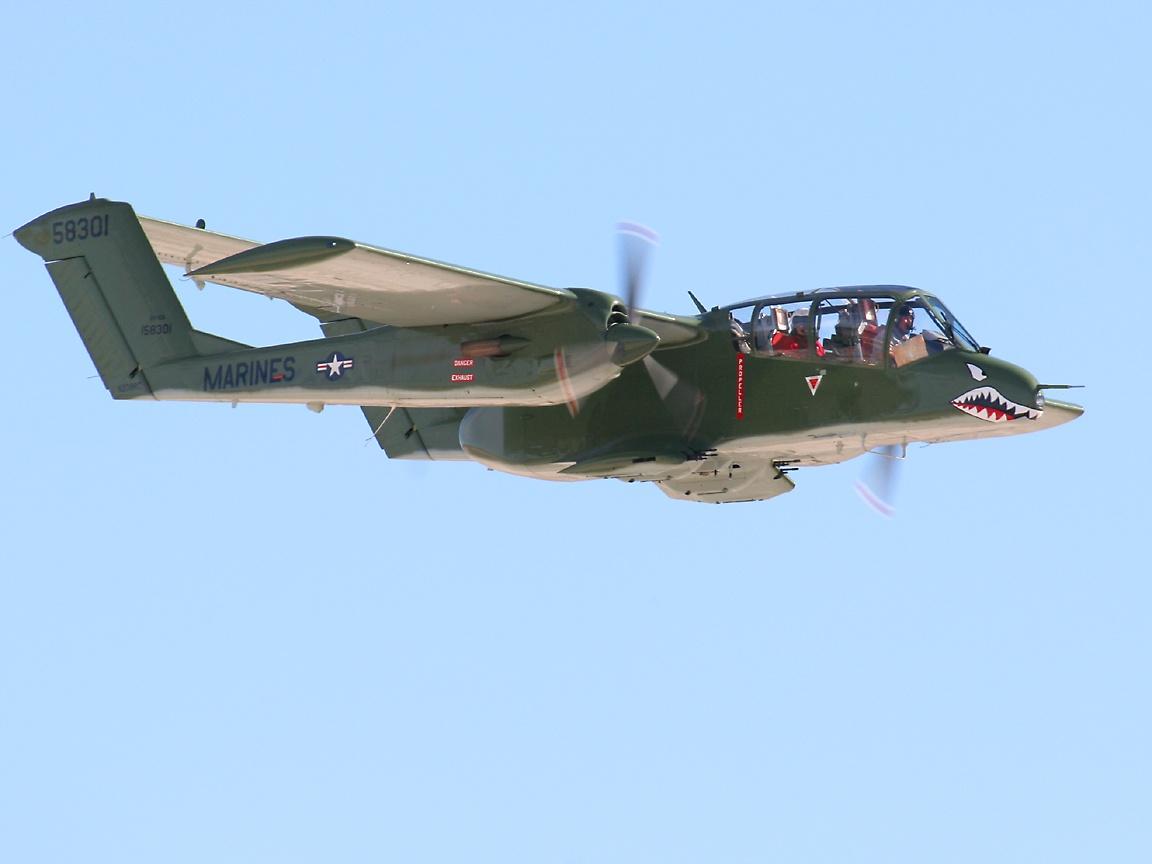 Sky Fighter: OV-10 Bronco