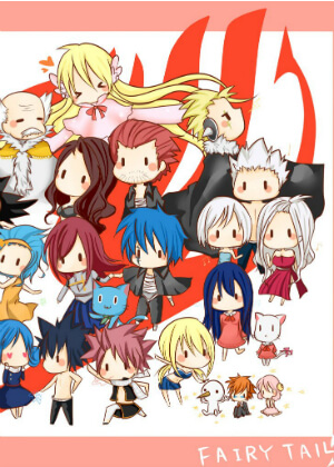 Fairy Tail Chi Thái Tử