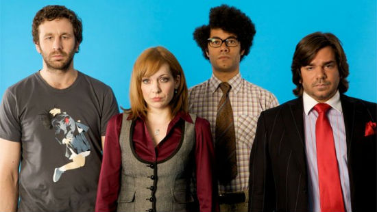 IT Crowd lawak pecah perut