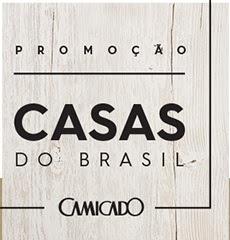 Cadastrar Promoção Camicado Lojas 2018 Casas do Brasil Fim de Semana Sonhos