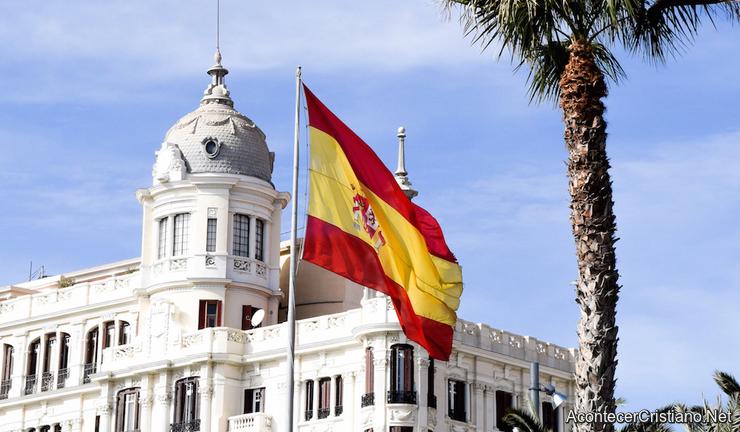 La iglesia evangélica en España