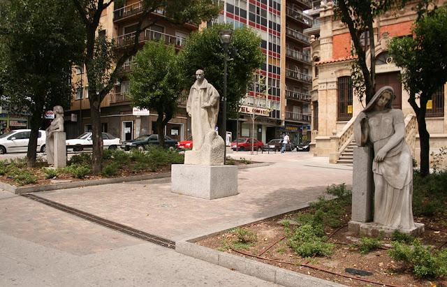 Gabriel y Galán en Salamanca