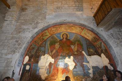 Νέα ευρήματα από την ανακαίνιση του ναού του Αρχαγγέλου Μιχαήλ στο κατεχόμενο Λευκόνοικο