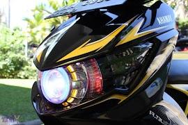 Modifikasi Motor Yamaha Mio Soul GT