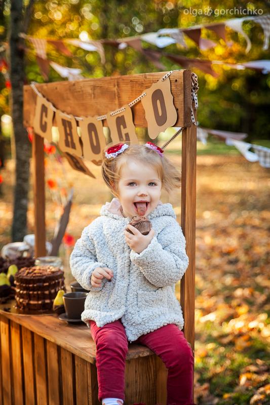 Детский фотограф в Гродно Ольга Горчичко. Осенние фотосессии