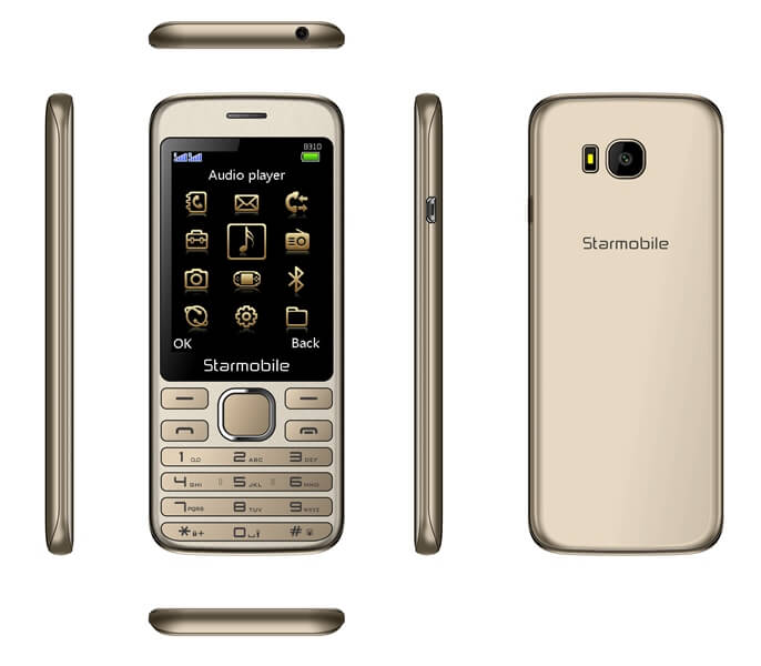 Starmobile Outs UNO B310, B311 Feature Phones for Only Php949