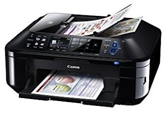 Der Canon PIXMA MX396 ermöglicht Drucken, Kopieren, Scannen und Faxen zu einem günstigen Preis