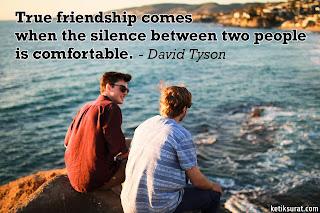 kata mutiara bahasa inggris tentang persahabatan
