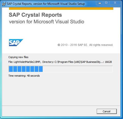 Cara Instal dan Menampilkan Crystal Report di VB 2010