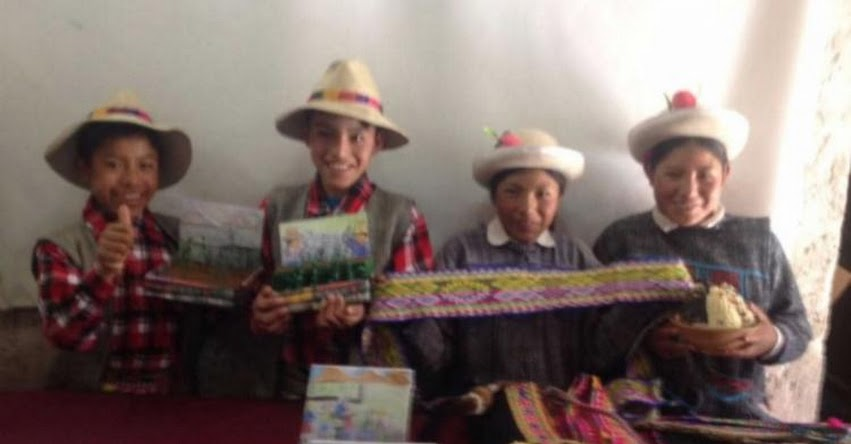 Cuatro escolares representarán a la región Arequipa en Tinkuy 2017