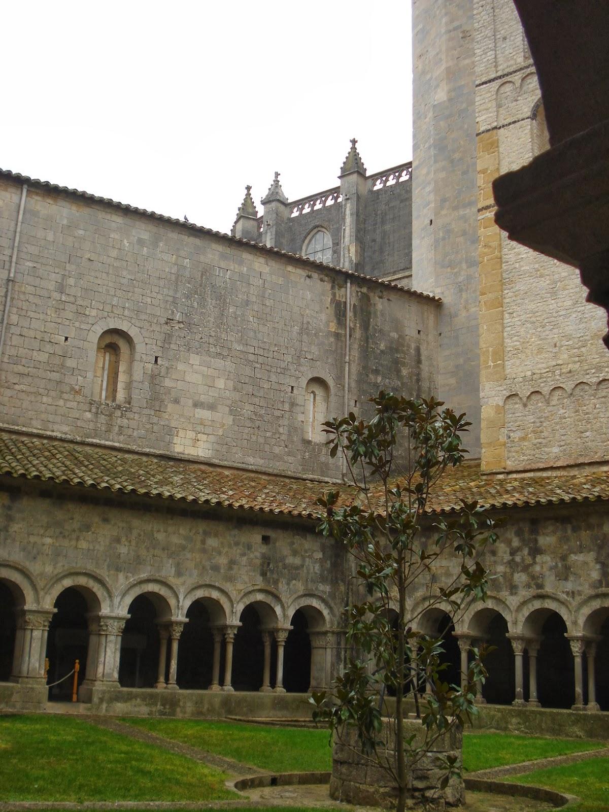 Claustro Catedral de Gerona