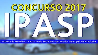 Concurso IPASP Piracicaba 2017