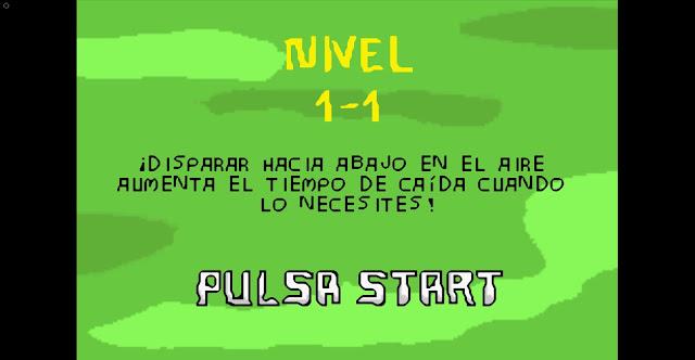 Alien Hominid - Español - Captura 2