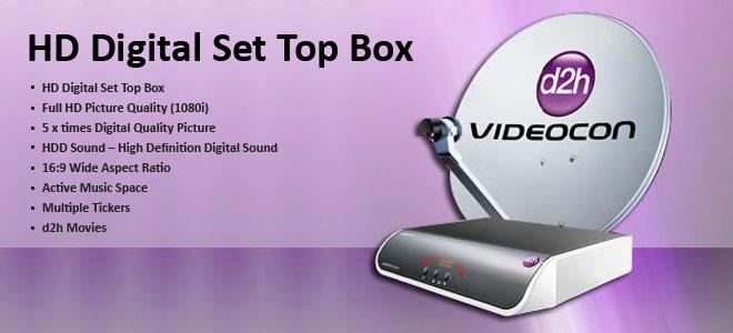 Videocon d2h New channel list - Mobile Mart