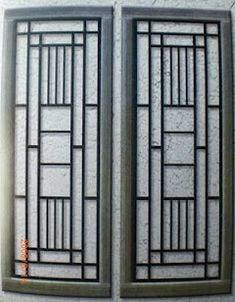 10 Desain Teralis Besi Jendela Minimalis Konsep Terbaru 9