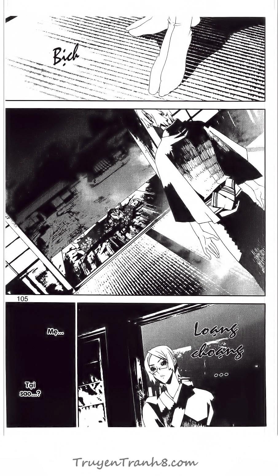 Shiki chapter 41 trang 8
