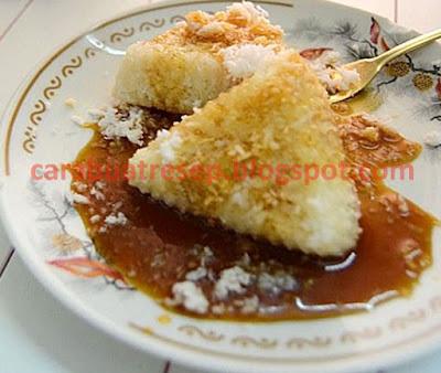 Foto Resep Kue Lupis Singkong Sederhana Spesial Asli Enak