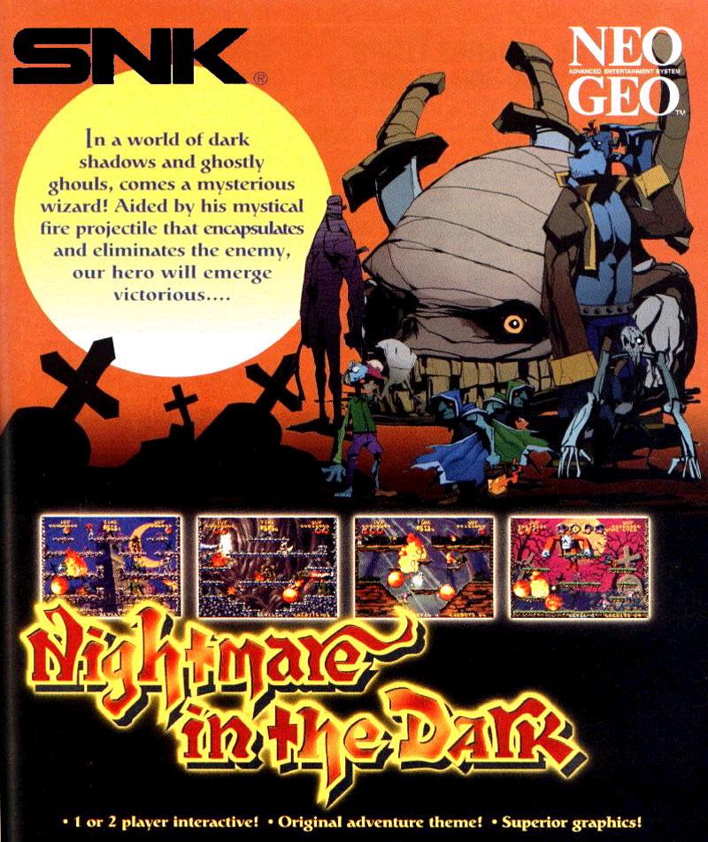Nightmare In The Dark গেমস টি খেলুন আপনার Android অথবা Computer  দিয়ে