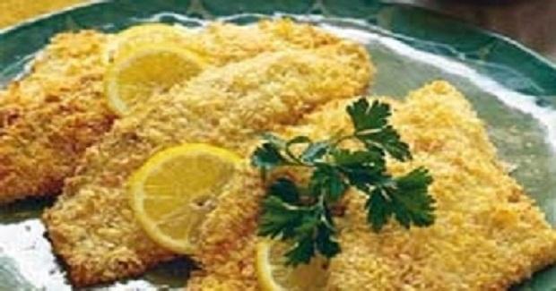 Fried Lemon Catfish Recipe