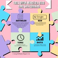Tools mengelola blog yang penting untuk digunakan