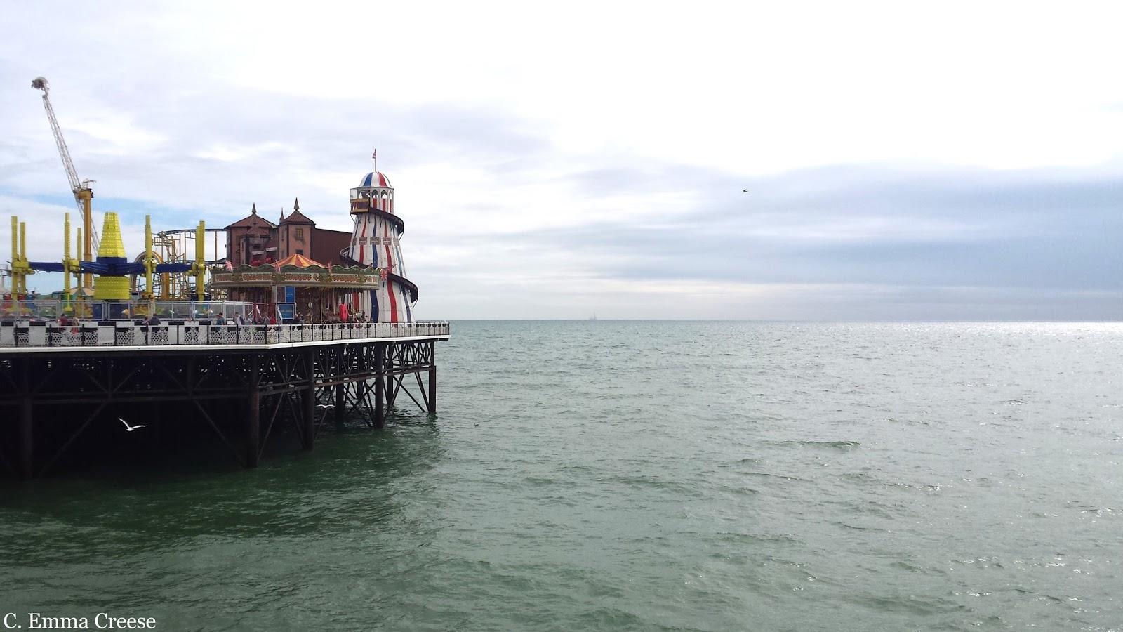 Day trip Brighton Adventures of a London Kiwi