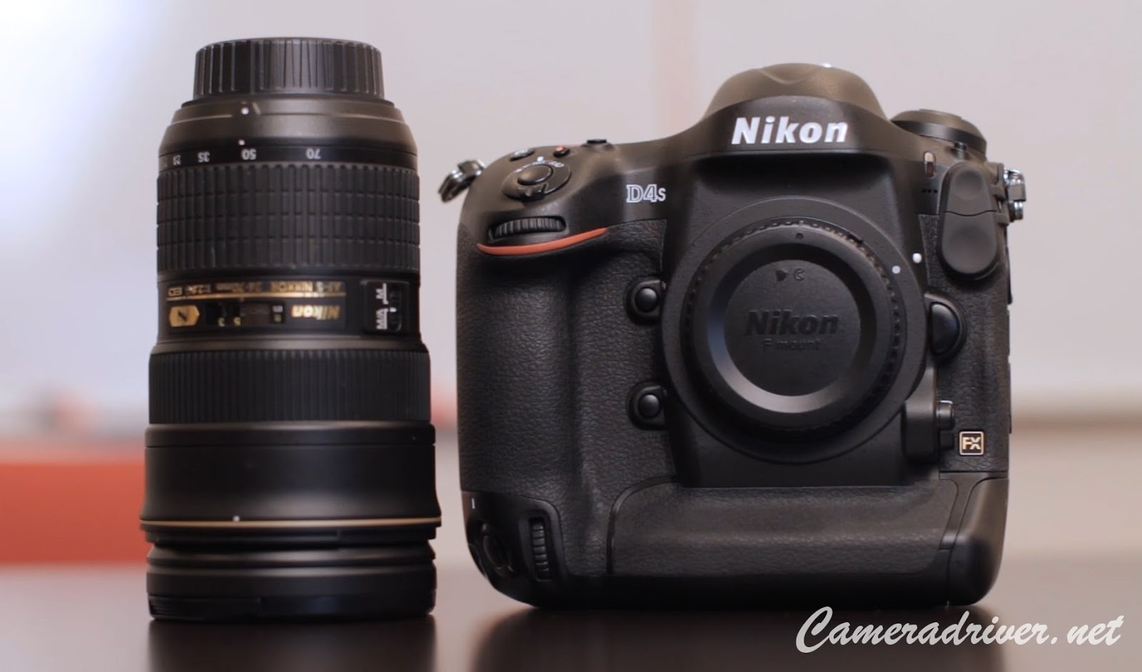 Nikon D4S Firmware and Software Download