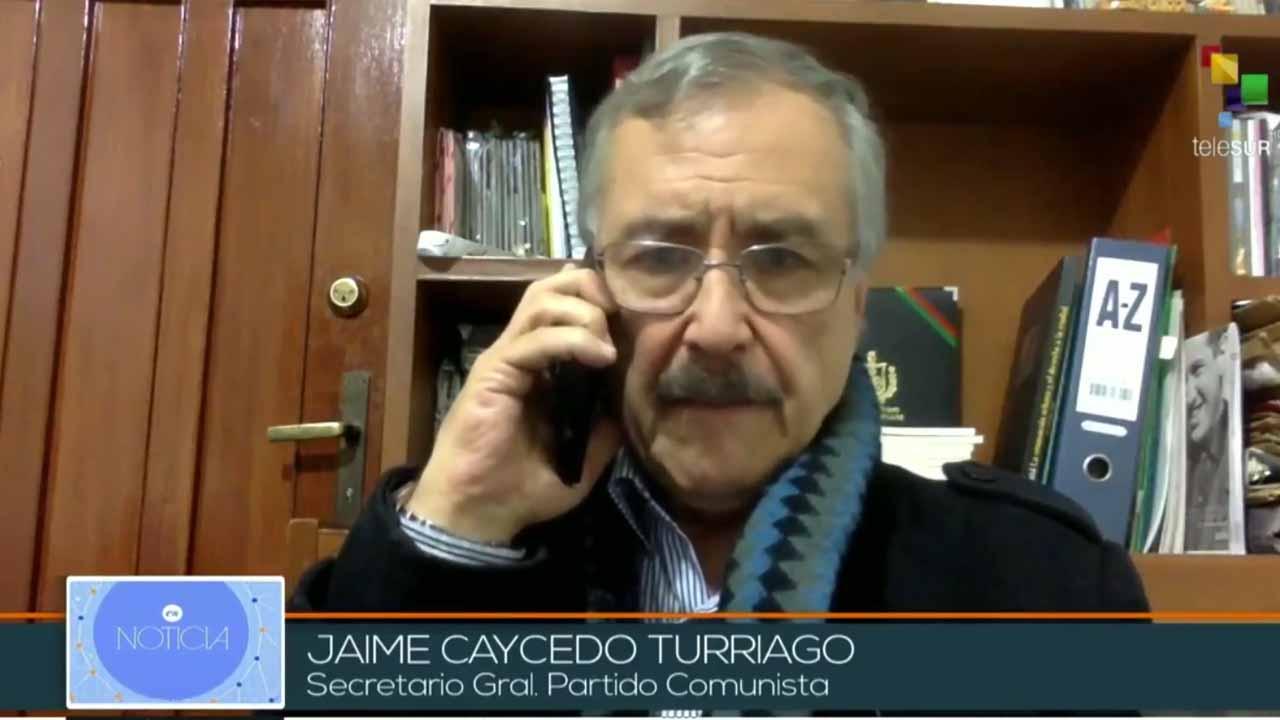 Caicedo: Algunos candidatos colombianos favorecen acuerdos de paz