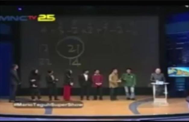 Jangan Takut, Tidak Paham Matematika Masih Bisa Sukses (*Lihat Bapak Mario Teguh)