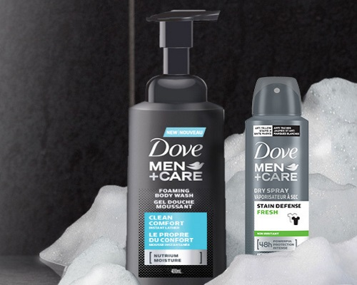 XYStuff Dove Men+Care Campaign #tryDoveMenCare
