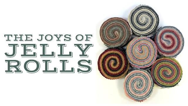 Moda Jelly Rolls at Cotton Patch UK