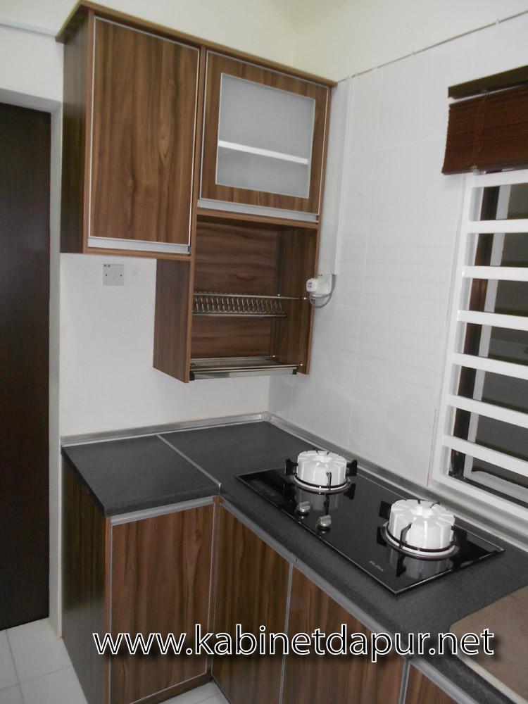 Almari Dapur Kecil Desainrumahid Desainrumahkeren Ruang Sederhana