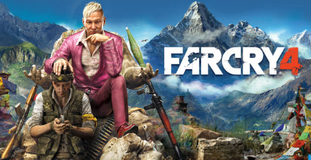 far cry 4 video game review