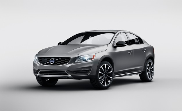 2016 Volvo S60 Croos Country
