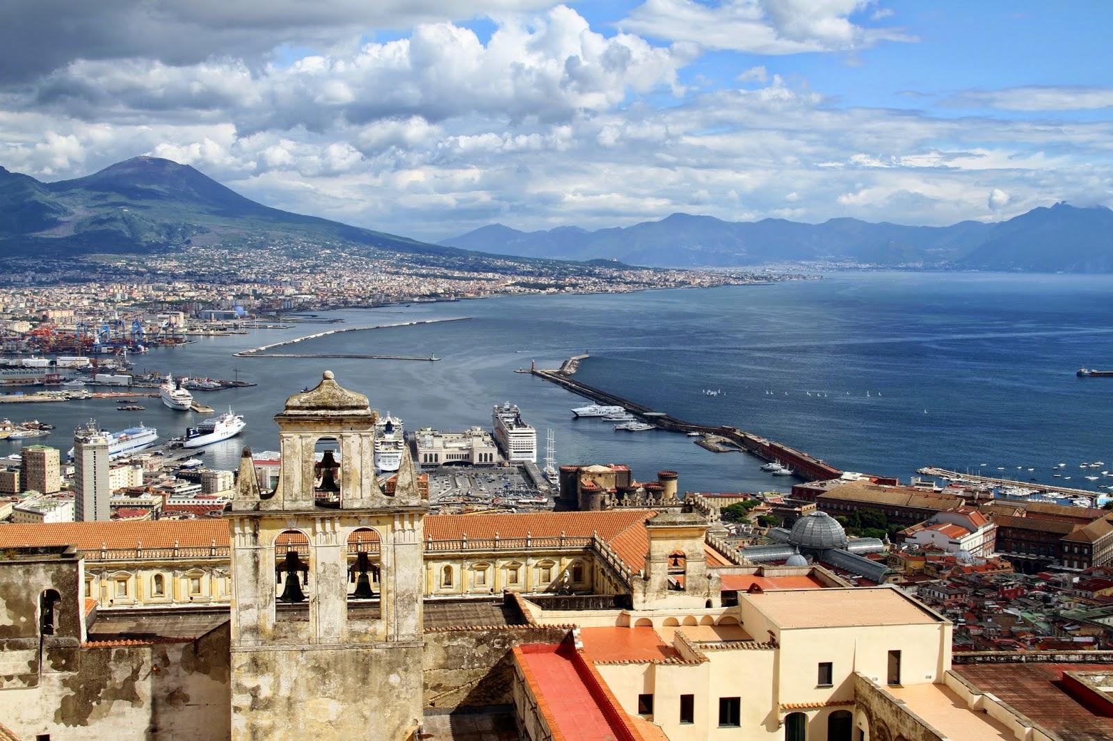 Naples, italy, amalfi coast,