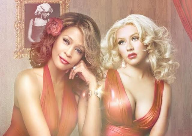Cancelan presentación de Christina Aguilera con el holograma de Whitney Houston